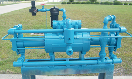 Hydrostatic Test Pump, Hydrostatic Pump, Hydrostatic Test Unit