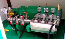 Hydrostatic Pressure Testing Equipment